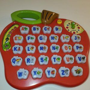VTech, Alphabet Apple, ABC Learning Toy, Preschool
